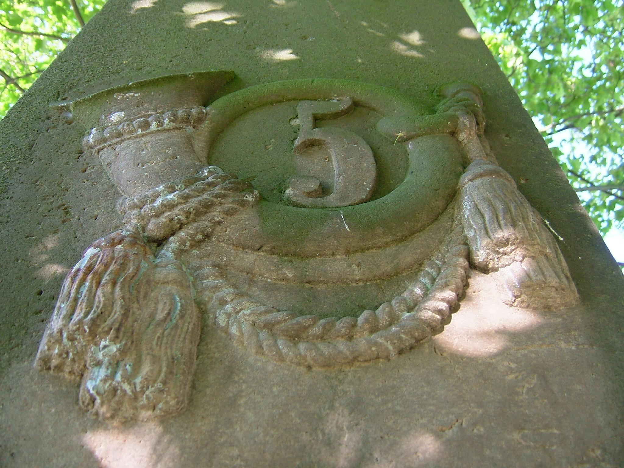 Pomník rakouského praporu polních myslivců č. 5