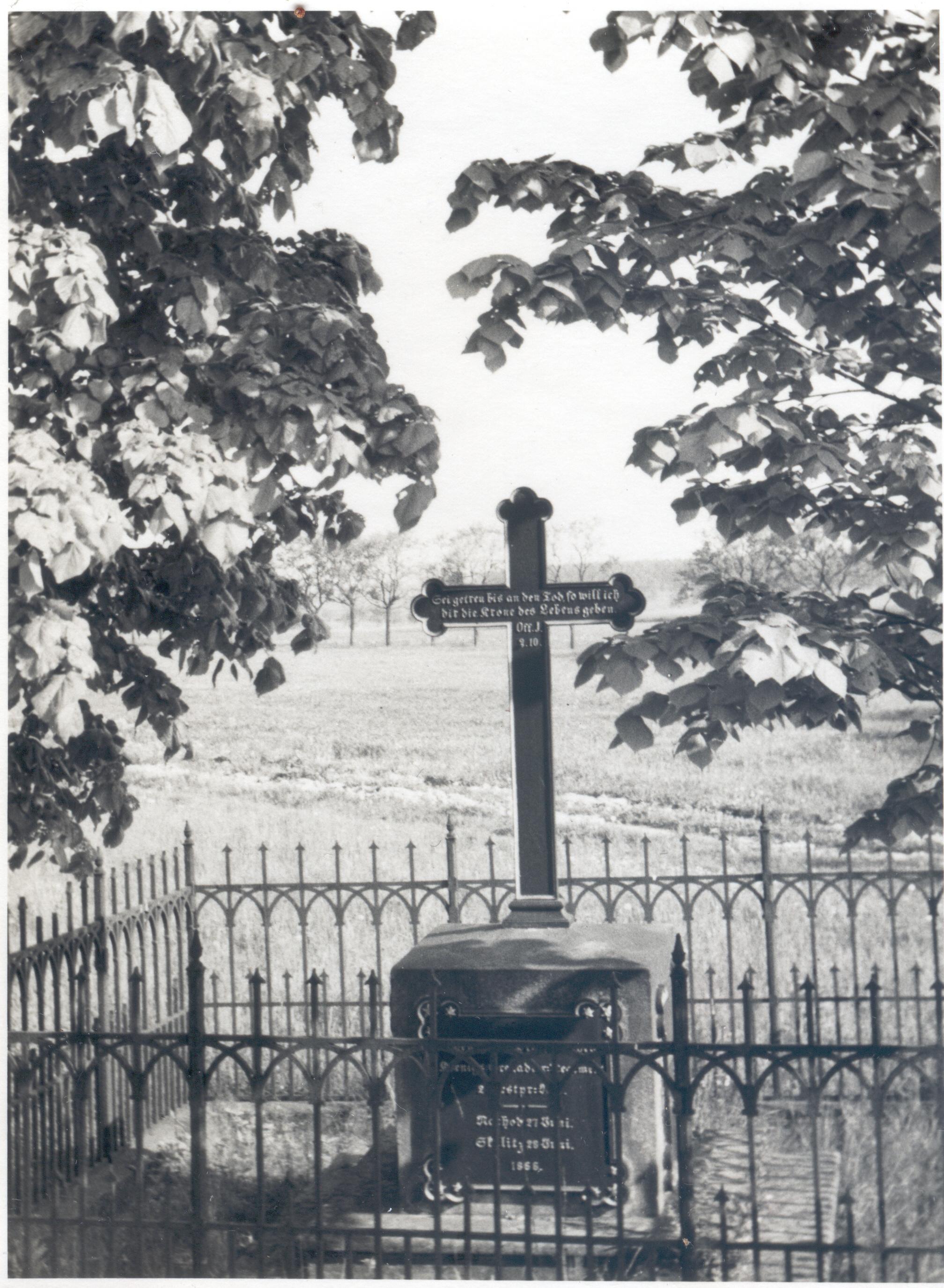 Pomník pruského (2. západopruského) granátnického pluku č. 7