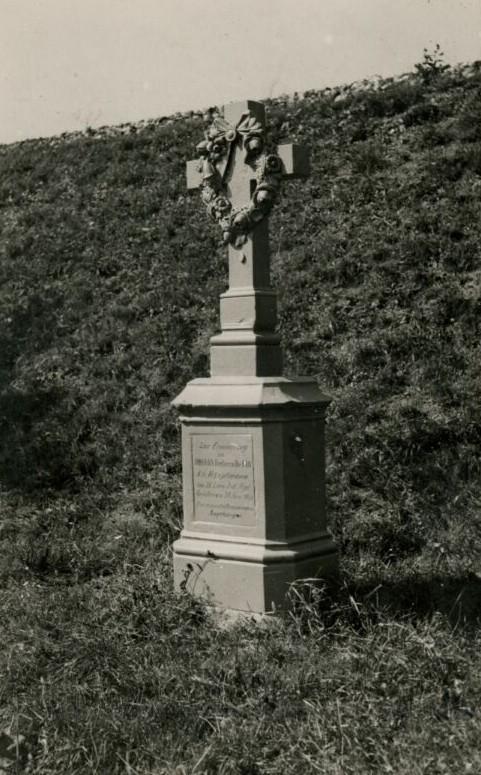 Rakouský setník Johann de Finn