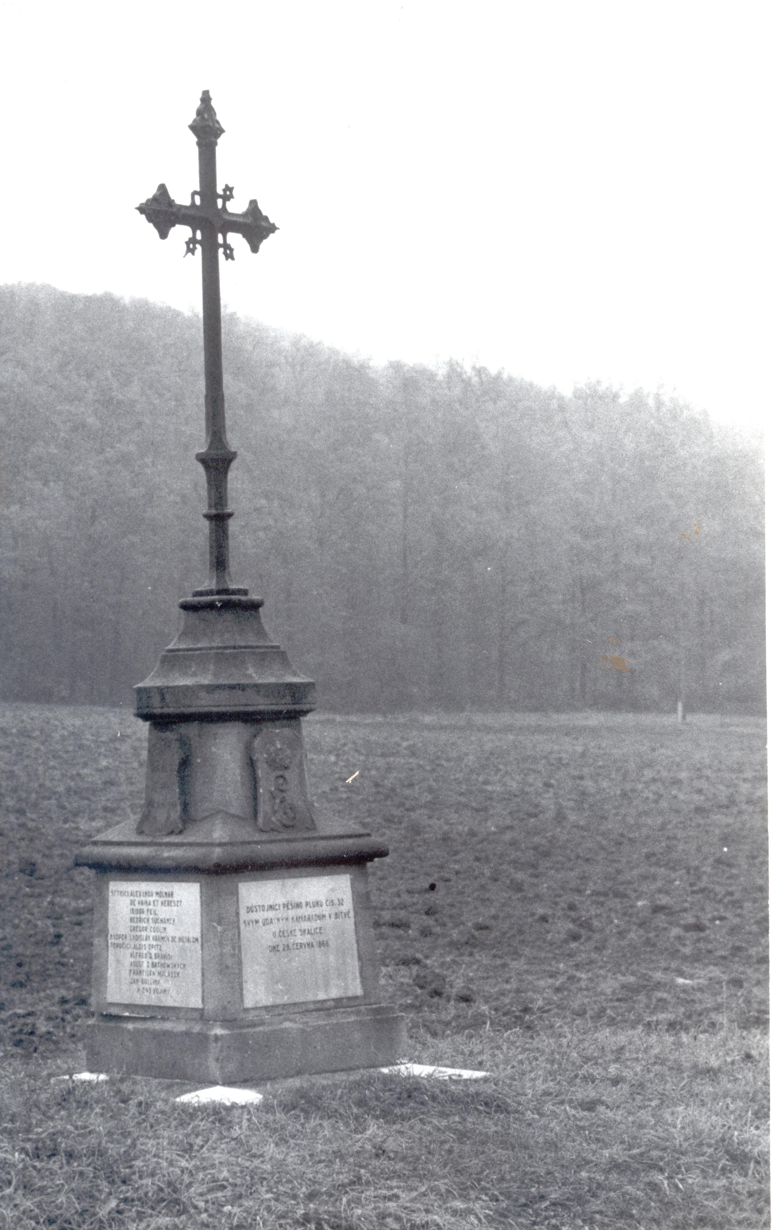 Pomník rakouskému pěšímu pluku č. 32