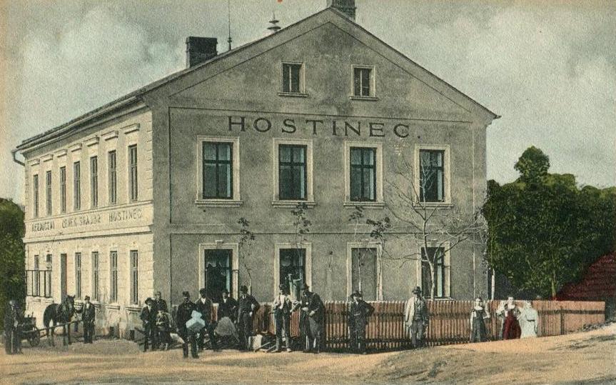 Restaurace Na Bojišti